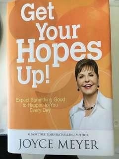 Get your hopes up! Joyce Meyer