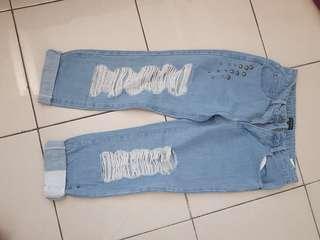 Jeans celana something borrowed