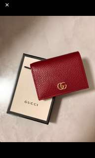 2aaf6bc94be6a6 Gucci Long Wallet, Luxury, Bags & Wallets, Wallets on Carousell