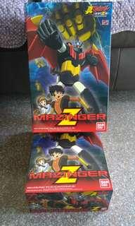 Mechanic Collection kit Mazinger Z with Big Bang Punch!