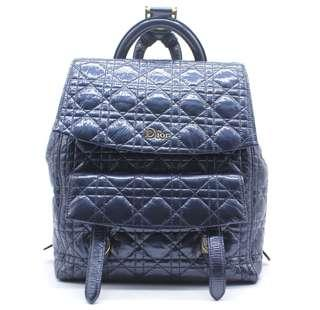 CHRISTIAN DIOR Cannage Small Stardust Backpack