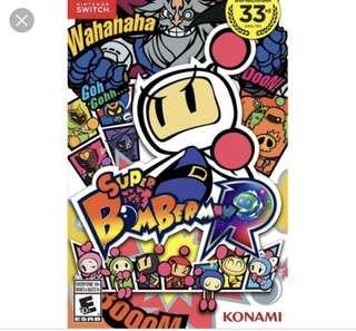 Switch: Super Bomberman R