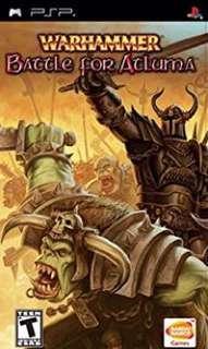 🚚 Warhammer WarCry: Battle for Atluma - Sony PSP
