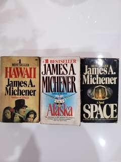 James Michener collection