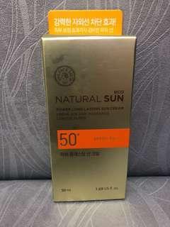 Eco Natural Sun cream