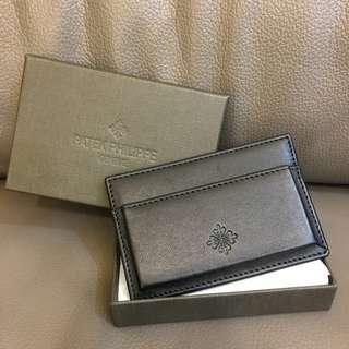 Patek Philippe leather CardHolder咭片包