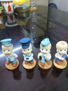 Four Sailors