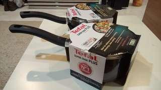 Brand new Tefal Super cook Plus Saucepan pot with lid