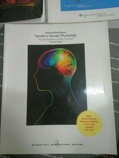 Vander's Human Physiology [Medical/Dental Textbook]
