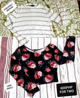 F21+H&M BUNDLE