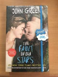 Novel john green the fault in our stars