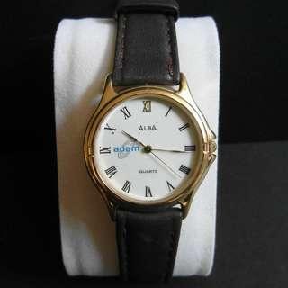Vintage Alba watch V701, woman 28mm
