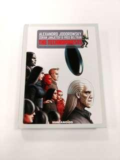 The Technopriests: Oversized Deluxe Edition by Alejandro Jodorowsky, Zoran Janjetov