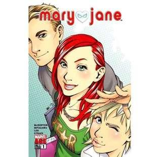 MARY JANE #1 (2004) 1st issue!