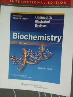 Lippincott's Biochemistry Textbook