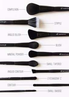 E.L.F original brushes (new)