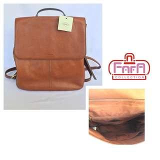 FOSSIL CLAIRE BACKPACK BRANDY