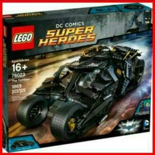 Batman Tumbler 76023 LEGO DC Comics Super Heroes