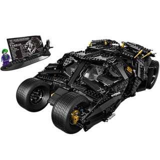 EXCLUSIVE Batman Tumbler 76023 LEGO DC Comics Super Heroes