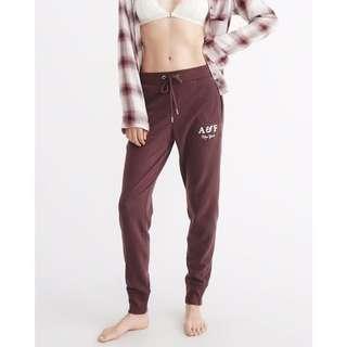 🚚 Abercrombie&Fitch棉褲M號