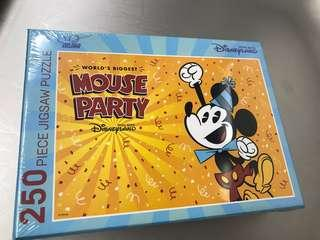 Mickey Mouse puzzle 90th anniversary