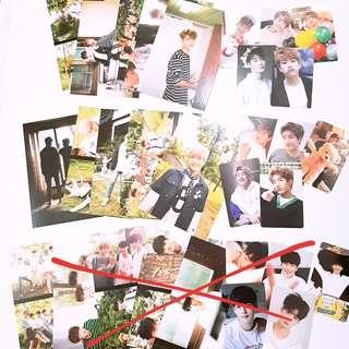 ASTRO 1st fanclub membership member set Photocard postcard