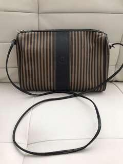 Authentic Vintage Fendi Crossbody Bag