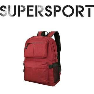 Supersport backpack usb charging