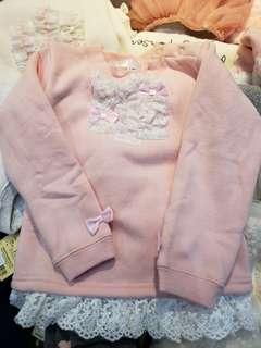 日本可愛女童上衣