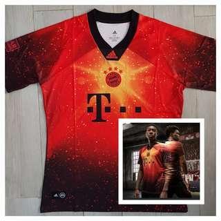 Bayern Munich EA sports jersey