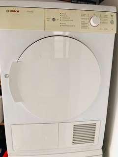 Bosch Dryer