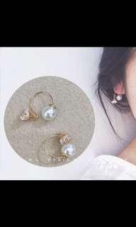 🚚 珍珠耳環