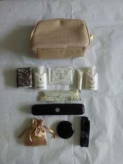 Emirates Amenity Kit with Perfume (Women)