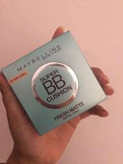 Maybelline Super BB Cushion Fresh Matte Natural