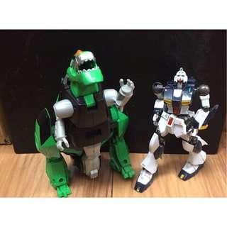 🚚 機器人玩具
