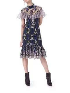 Free delivery- Elegant lace dress