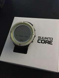 Suunto Core green watch