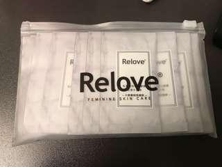 🚚 Relove私密衣物蛋白酵素手洗精2ml