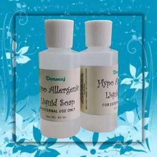 Hypo Allergenic Liquid Soap