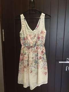 COLORBOX floral dress