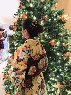 Authentic Kimono for rent