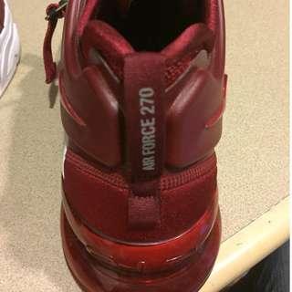 on sale af361 c5edb Nike Air Force 270 EU46