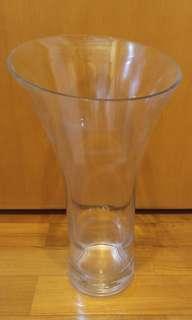 玻璃花瓶一對