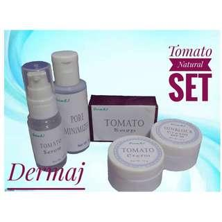 Dermaj Tomato Natural Set