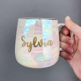 CUSTOMISED MUGS with NAME
