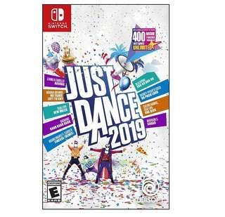 BN Just Dance 2019 Nintendo Switch