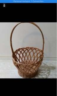 Reduced! Hamper basket