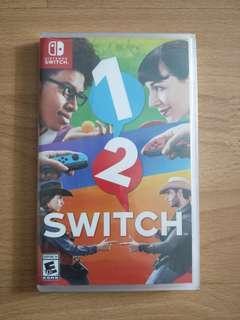 1-2-Switch (Nintendo Switch) [Brand New]