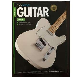 Rockschool Guitar Grade 2 (Exam book + CD) #NEW99