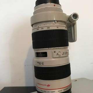 Canon 70-200 2.8 Non IS